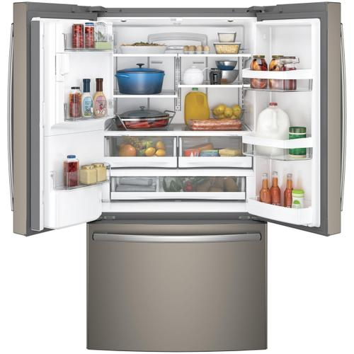 OPEN BOX GE® ENERGY STAR® 27.8 Cu. Ft. French-Door Refrigerator