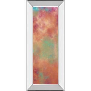 """Vapor Il. A"" By Jason Johnson Mirror Framed Print Wall Art"