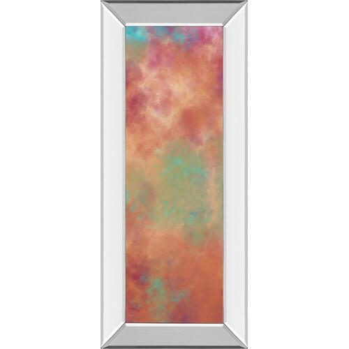"Classy Art - ""Vapor Il. A"" By Jason Johnson Mirror Framed Print Wall Art"