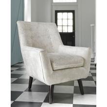 Zossen Accent Chair Ivory