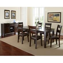 Victoria 7 Piece Set(Table & 6 Side Chairs)