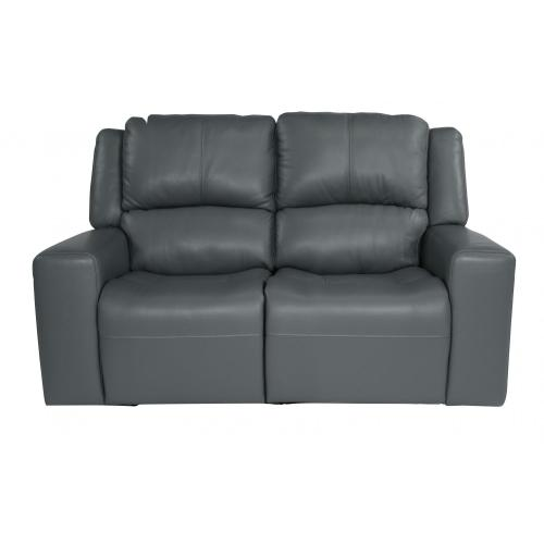 Nelson Power Reclining Loveseat with Power Headrests