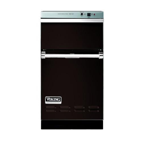 "Chocolate 18"" Wide Trash Compactor - VUC"