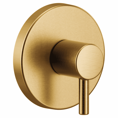 Align brushed gold m-core transfer m-core transfer valve trim