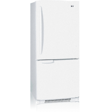 Bottom-Freezer Refrigerator with Swing Freezer Door and Ice Maker (19.7 cu.ft.)