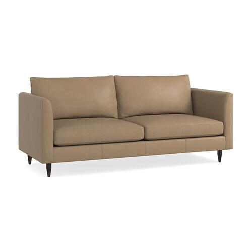 Bassett Furniture - Ariana Leather Sofa