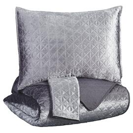 Maryam 3-piece Queen Coverlet Set