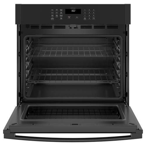 """GE 30"""" Built-In Single Wall Oven Black - JTS3000DNBB"""