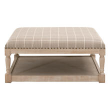 Townsend Upholstered Coffee Table