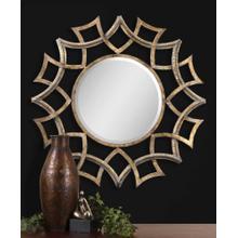 Demarco Round Mirror