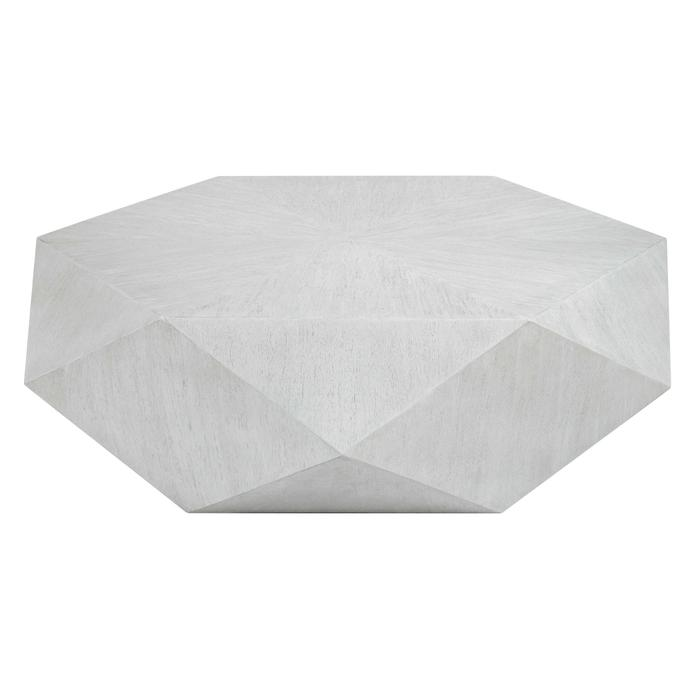 Uttermost - Volker Coffee Table, White