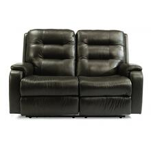 Arlo Power Reclining Loveseat with Power Headrests