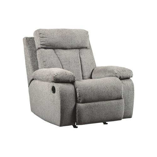 Mitchiner Rocker Recliner Fog