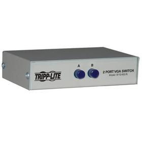 2-Port Manual VGA/SVGA Video Switch (3x HD15F)