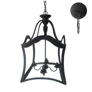 La Roux 4 light Chandelier Product Image