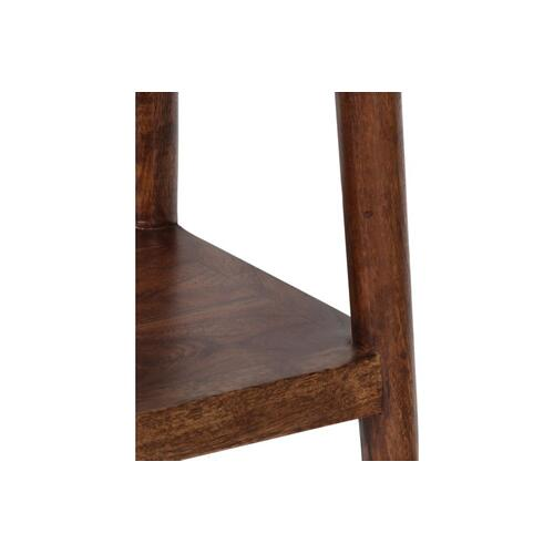 Portola Walnut Plant Stand / Accent Table, 1911-011LWW