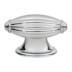 Tuscany Knob A232 - Polished Chrome