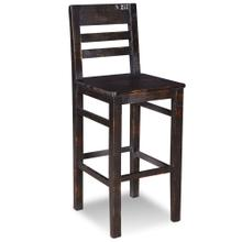 """See Details - Graphic Bar Stool - 24"""" (Set of 2)"""