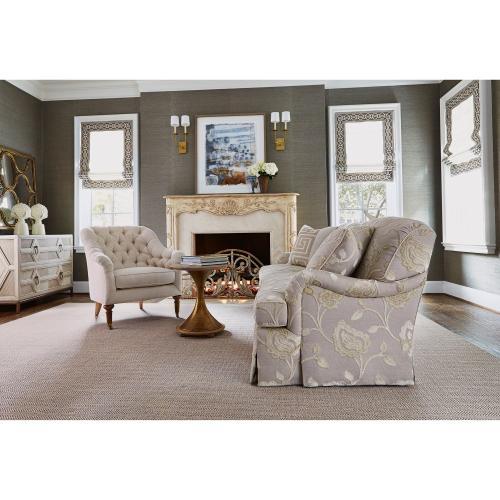 Ambella Home - London Sofa - Skirted