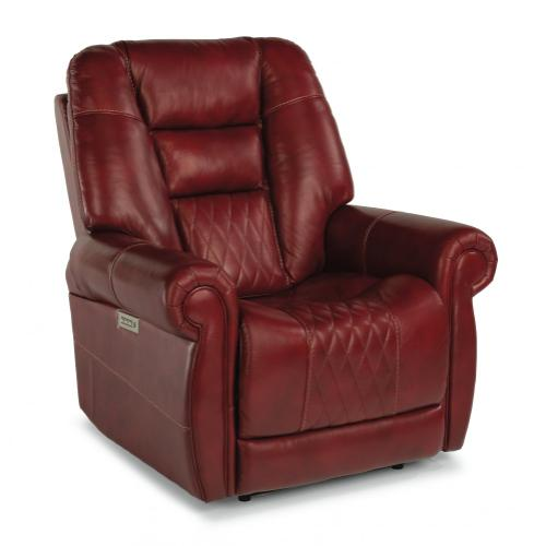 Maverick Power Recliner with Power Headrest