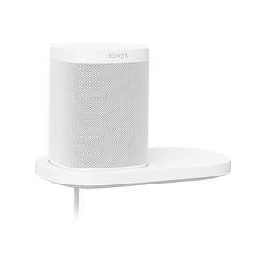 White- Sonos Shelf