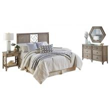 Toronto 4 PC King Bedroom Set