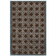 DIM SUM 6071F IN CHOCOLATE-STEEL
