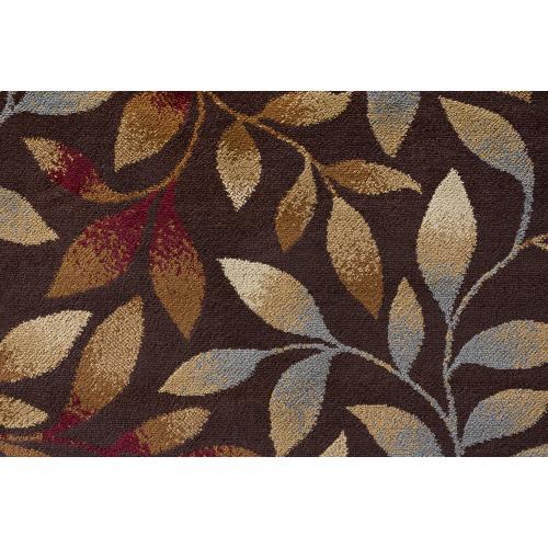 Elegance - ELG5488 Brown Rug