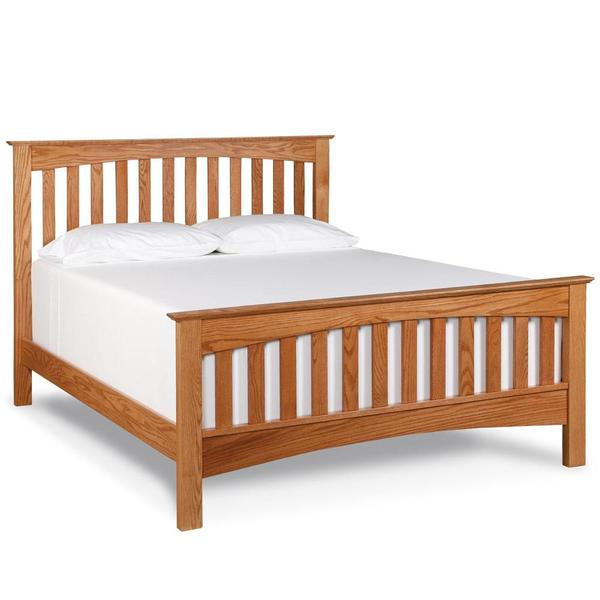 See Details - Arch Mission Bed, Queen