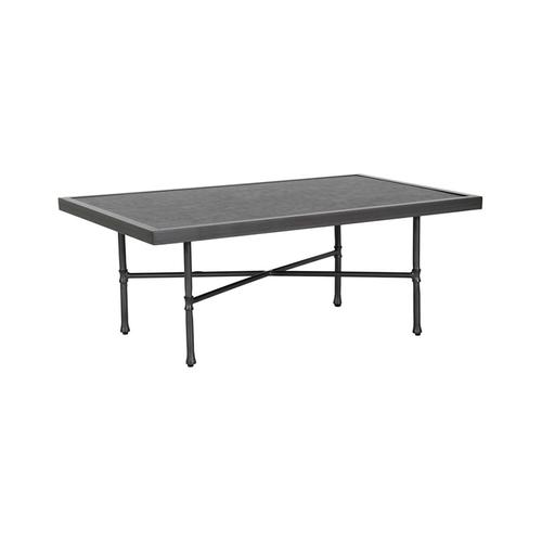"""Castelle - 48"""" Marquis Rectangular Coffee Table"""