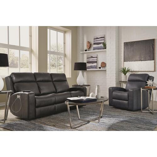 Gallery - Cody Power Gliding Recliner with Power Headrest