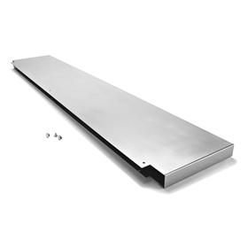 Stainless Steel Backsplash