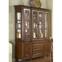View Product - Break Front Buffet