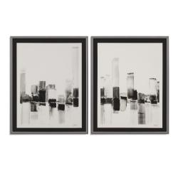2 Pc Reflected City
