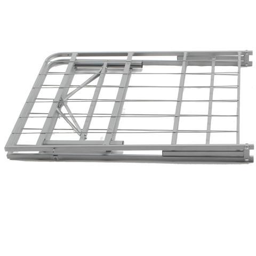 Mantua Bed Frames - PB66 Mantua Metal Platform Bed Base, King