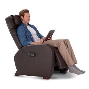 Lito Zero Gravity Recliner by Relax The Back ® - Brown