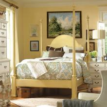 Cape Porpoise Bed-Cal. King