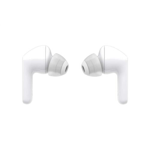 LG TONE Free HBS-FN4 Bluetooth® Wireless Stereo Earbuds with Meridian Audio (White)