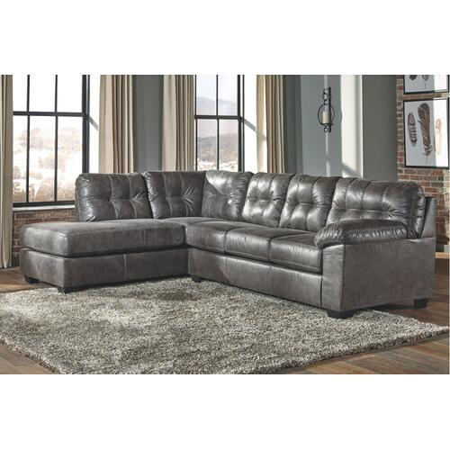 Fallston 2-piece Sectional With Chaise