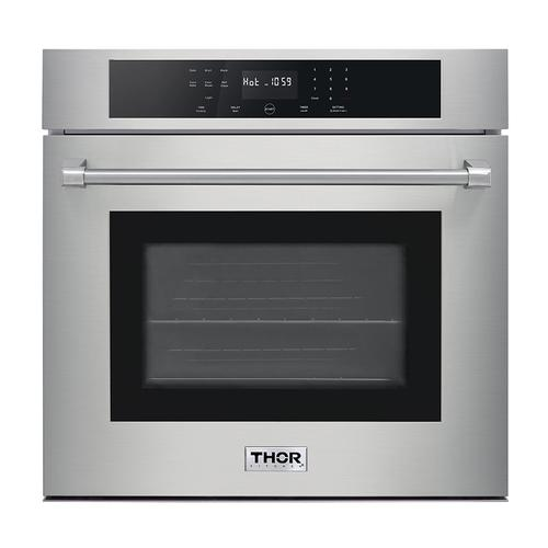 30 Inch Professional Self-cleaning Electric Wall Oven