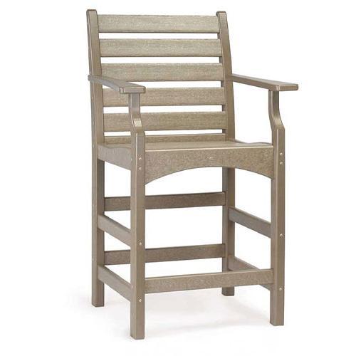 Breezesta - Piedmont Captain's Counter Chair