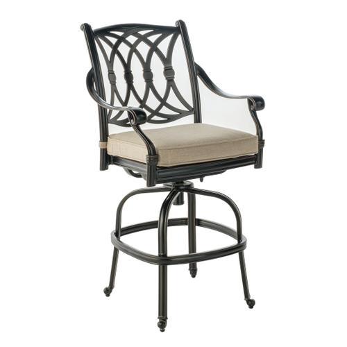 Rimini Coast Gathering Swivel Arm Chair