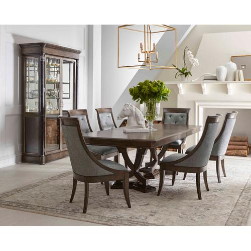 A.R.T. Furniture - Landmark Double Pedestal Dining Table