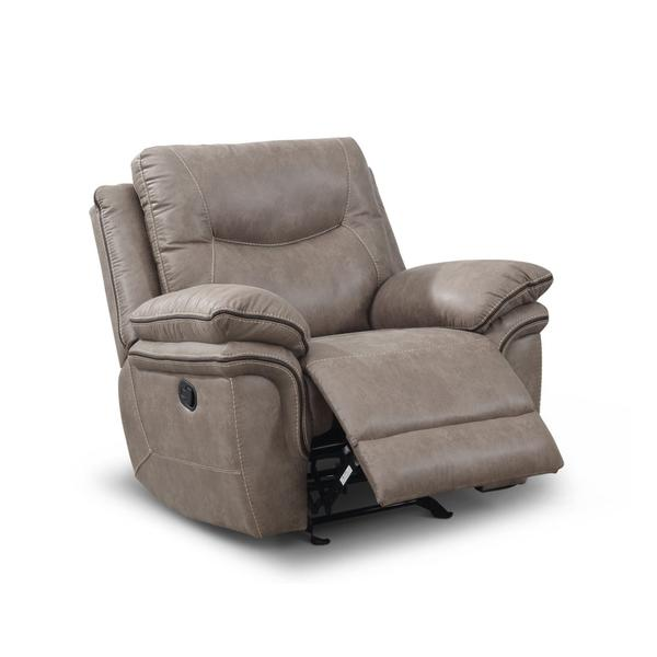 Isabella Recliner Chair, Sand
