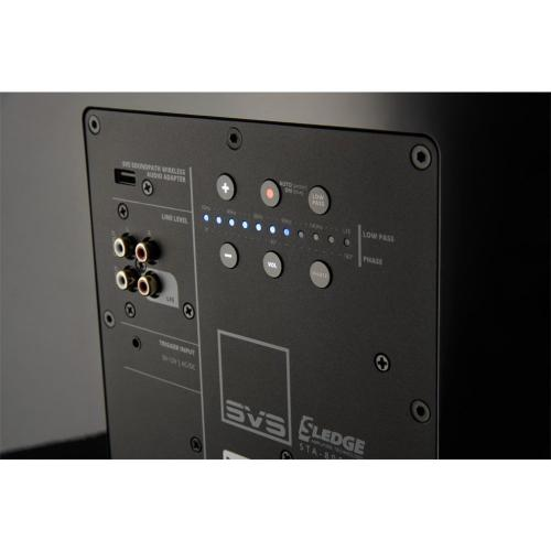 Dual SB-3000 - Piano Gloss Black