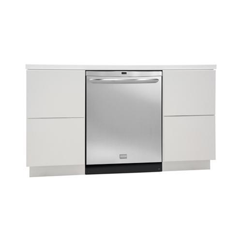 "Gallery - Frigidaire Gallery 24"" Built-In Dishwasher"