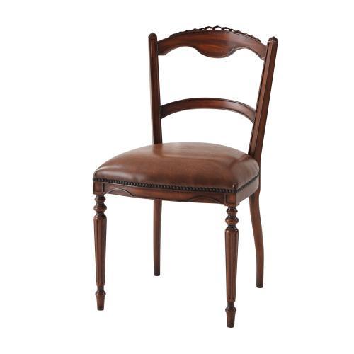 Atelier Side Chair, #plain#