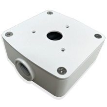 View Product - Bullet Camera Back Box (White)