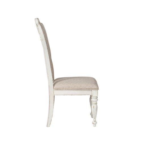 Splat Back Uph Side Chair (RTA)