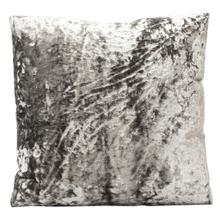 See Details - XANADU PEWTER PILLOW  Down Feather Insert
